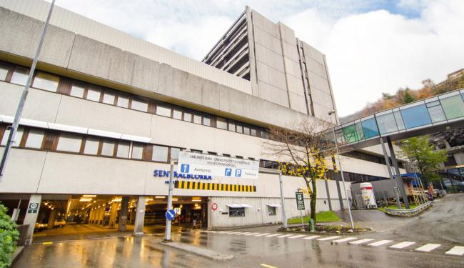 Haukeland Universitetsykehus – Luftsmitteisolat